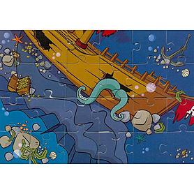 Фото 3 к товару Набор Sea Animals Морские животные