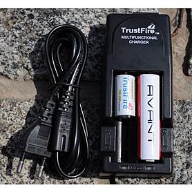 Фото 3 к товару Устройство зарядное 2x18650, 16340 Trustfire