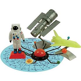 Фото 1 к товару Набор Space Science Изучение космоса