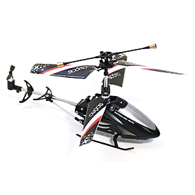 Фото 1 к товару Вертолет радиоуправляемый «Rotoblade Mini Gyro» Soomo