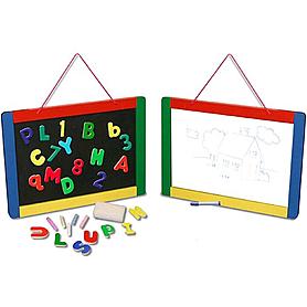 Фото 2 к товару Магнитная доска для рисования Melissa & Doug