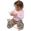 Набор шнуровка «Домашние животные» Melissa & Doug - фото 3