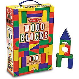 Фото 1 к товару Набор из 100 кубиков Melissa & Doug