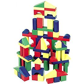Фото 2 к товару Набор из 100 кубиков Melissa & Doug