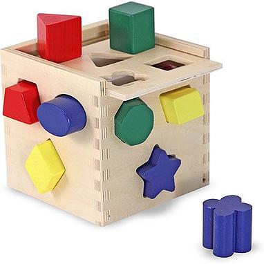 Сортировочный куб Melissa & Doug