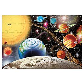 Фото 1 к товару Пазл напольный «Солнечная система» Melissa & Doug