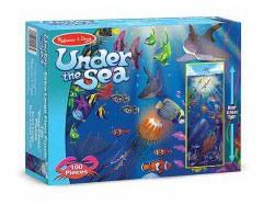 Фото 1 к товару Пазл «Под водой» Melissa & Doug