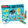 Пазл звуковой «Музыкальные инструменты» Melissa & Doug - фото 1