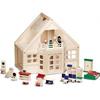 Домик деревянный меблированный Melissa & Doug - фото 1