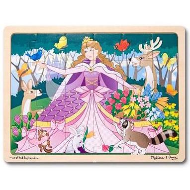 Пазл «Лесная принцесса» Melissa & Doug