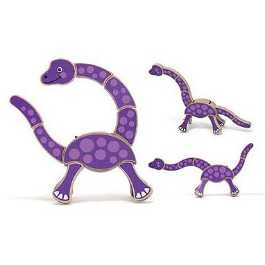 Головоломка «Динозавр» Melissa & Doug