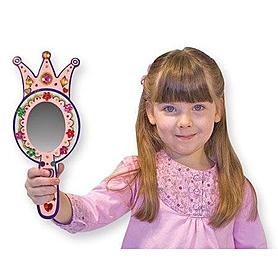 Фото 2 к товару Набор для творчества «Зеркало принцессы» Melissa & Doug