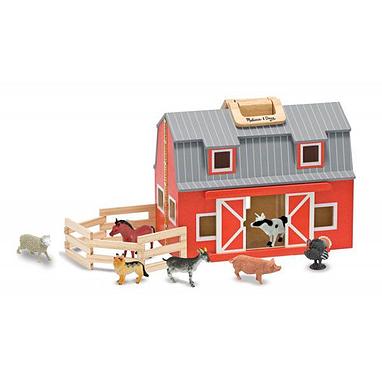 Набор «Складная ферма» Melissa & Doug