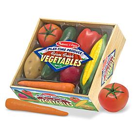 Набор деревянный «Овощи» Melissa & Doug
