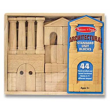 Кубики «Архитектор» Melissa & Doug