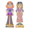Набор «Кукла – модница» Melissa & Doug - фото 1