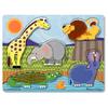 Пазл «Зоопарк» Melissa & Doug - фото 1