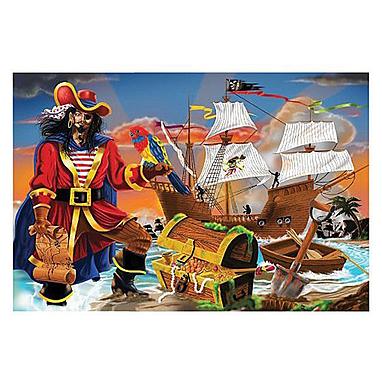 Пазл «Пиратские сокровища» Melissa & Doug