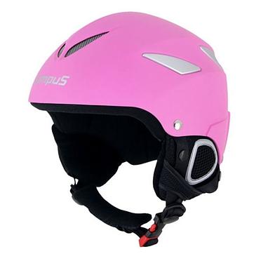 Шлем детский горнолыжный розовый Campus Cerka