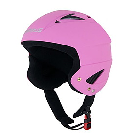Шлем детский горнолыжный розовый Campus Struma