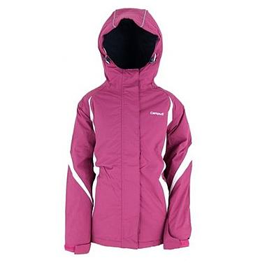 Куртка горнолыжная детская Campus Izaro junior розово-белый