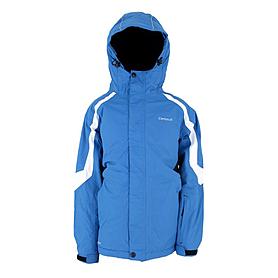 Куртка горнолыжная детская Campus Rockland junior голубая-черно-белая - 134 см 45155