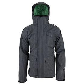 Фото 1 к товару Куртка для сноубординга Campus Hermes JCK черная