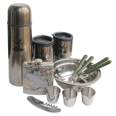 Набор посуды «Большая дорога» Экспедиция