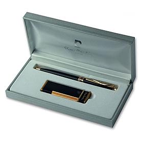 Набор шариковая ручка и зажигалка Pierre Cardin PC2464BP