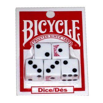 Кости игральные Bicycle Экспедиция