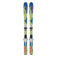 Лыжи горные детские Head Peak Team 97 см + крепления SL45