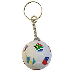 Фото 1 к товару Брелок - футбольный мяч