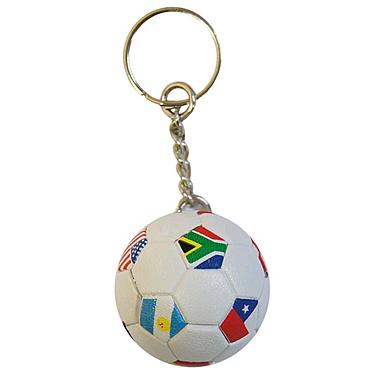 Брелок - футбольный мяч