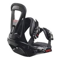 Крепления для сноуборда Burton Freestyle'12 black