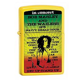 Зажигалка Zippo Bob Marley 24993