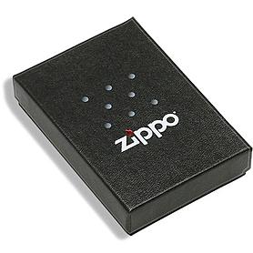 Фото 3 к товару Зажигалка 204B Zippo Brushed Brass
