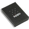Зажигалка 204B Zippo Brushed Brass - фото 3
