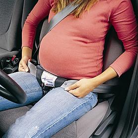 Фото 2 к товару Ремень безопасности для беременных Besafe