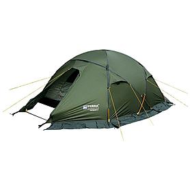 Палатка четырехместная Terra incognita Toprock 4 зеленая