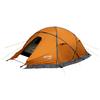 Палатка четырехместная Terra incognita Toprock 4 оранжевая - фото 1