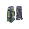 Рюкзак туристический Terra Incognita Mountain 80 зелено-черный - фото 1