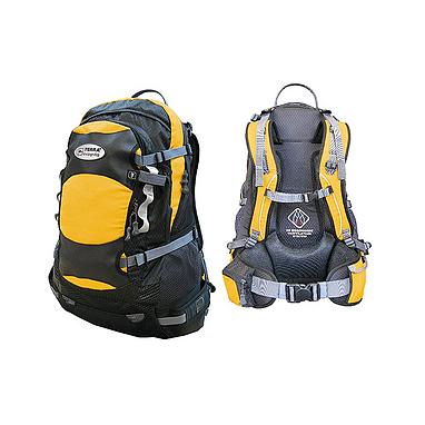 Рюкзак спортивный Terra Incognita Tirol 35 желто-серый