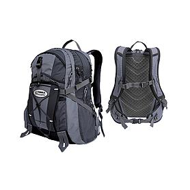 Рюкзак повседневный Terra Incognita Vector 32 черно-серый