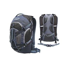 Рюкзак повседневный Terra Incognita Dorado 16 черно-серый