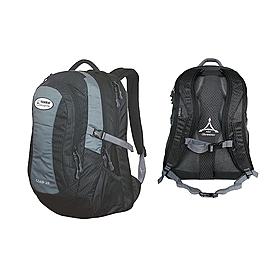 Рюкзак функциональный Terra Incognita Comp 28 черно-серый