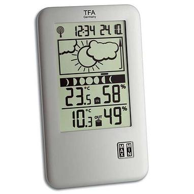 Метеостанция TFA Neo Plus