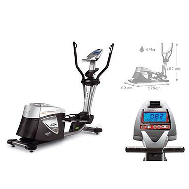 Орбитрек (эллиптический тренажер) BH Fitness Iridium Avant Program G246