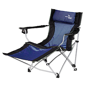 Шезлонг Easy Camp Blue 670343 синий