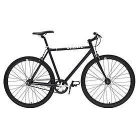 """Велосипед городской 28"""" Create Fixe черный, рама - 59 см"""