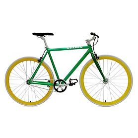 """Велосипед городской 28"""" Create Fixe зеленый, рама - 59 см"""